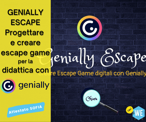 Genially Escape: Progettare e creare escape game per...