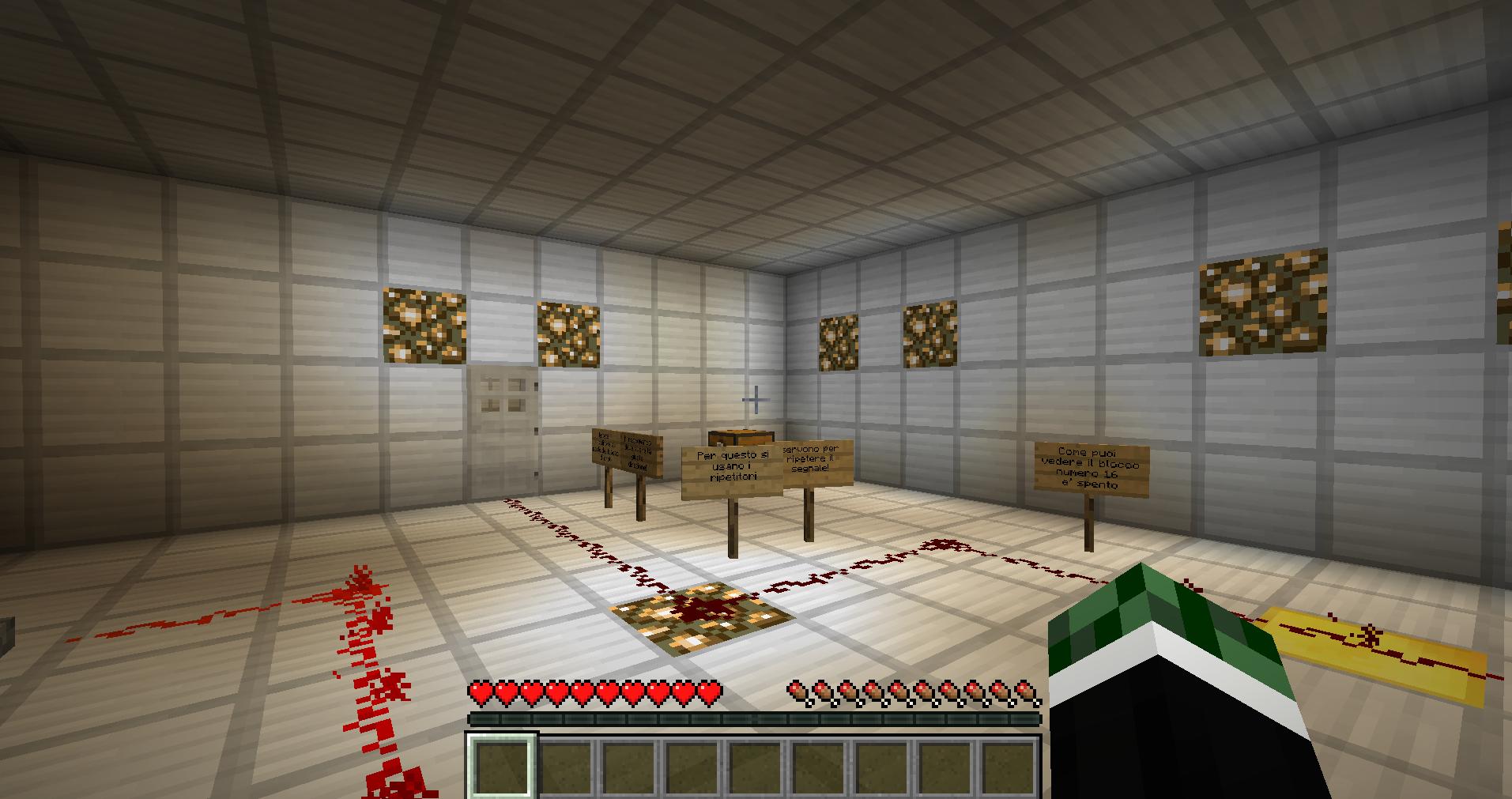 Come Fare Un Letto Su Minecraft : Progettare circuiti elettrici e labirinti con minecraft
